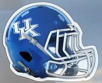 University of Kentucky Wildcats Team Magnet Football Helmet NCAA College Car Etc
