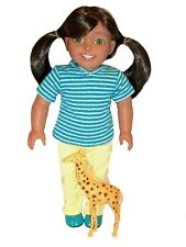 Sophia -18 inch Doll Hand Crafted One of a Kind Just Like American Girl