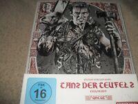 Evil Dead 2 (1987) Limited 4K 2-Disc Region B (READ DETAILS!) Steelbook Blu-ray