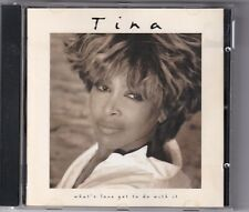 CD :  Tina Turner - What's Love Got To Do With It (1993)
