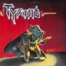 Tyrant running hot CD (o226a) 80 S Metal