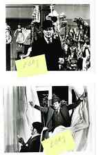 THE AVENGERS TV SERIES PHOTO LOT NEW! PATRICK MACNEE SPY JOHN STEED