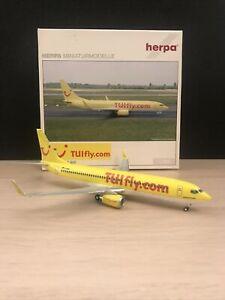 Herpa 1:200 TUIfly.com B737-800 D-AHFI