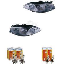 Scheinwerfer Set für Renault Megane II 2 Typ M Bj. 02-05 Valeo H7+H1 56735071