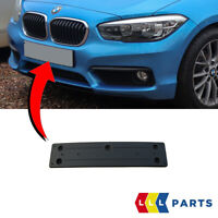 NEW GENUINE BMW 1 SERIES F20 F21 LCI FRONT BUMPER LICENSE PLATE HOLDER 7383756