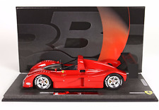 BBR Ferrari 333 SP 1994 Press Version Rosso Corsa 322 W/Display 1/18 LE of 100