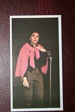 Shirley Bassey     Singer &  Superstar   Original Vintage Photo Card