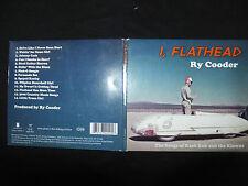 CD RY COODER / I FLATHEAD /