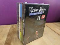 Victor Borge 6 DVD Set Bundle Retrospective Collection Then Now Comedy Music