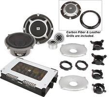 "JBL 660GTi 60th Anniversary GTi 300W RMS 6.5"" 2-Way Component Car Speaker System"