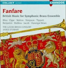 Fanfare, British Music for Symphonic Brass Ensemble, New Music