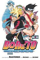 Boruto The Next Generation TP Volume 3 Softcover Graphic Novel