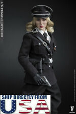 VERYCOOL 1/6 scale Female German Military Officer Figure Full Set U.S.A.