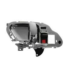 Chrome Inside Door Handle LH Left Driver Side for 95-02 C K 1500 2500 3500