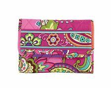 Vera Bradley Euro Wallet trifold style-multiple patterns-$32-FREE SHPG