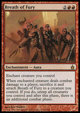 MTG 2X BREATH OF FURY - SOFFIO DELLA FURIA - RAV MAGIC