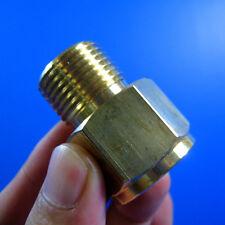 Co2 Tank 22mm to 21mm Adapter Converter - standard co2 tank n 00006000 o pin to Regulator
