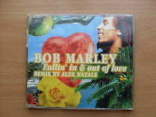 Maxi CD Bob Marley - Fallin' in & out of love - REMIX BY ALEX NATALE