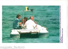 Photo originale Monaco Princesse Caroline - St Tropez 1998  ( 126 )