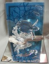 SWAROVSKI SILVER CRYSTAL 2006 WONDERS OF THE SEA 'ETERNITY' SCS 684266 MIB