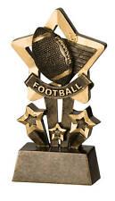 Football Star Resin Trophy FREE ENGRAVING