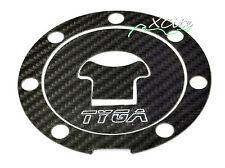 Carbon fibre tank cap cover Tyga CBR250RR CBR600 CBR900RR Honda CBR #BPCC-0002#