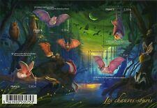 FRANCE CHAUVE SOURIS ROUSSETTE RHINOLOPHE OREILLARD BATS FLEDERMAUS  ** 2013