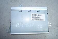 Dodge Caliber 2.0 CRD Amplificateur Audioverstaerker 05064118AJ 04672377AH