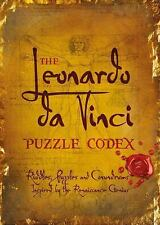 The Leonardo Da Vinci Puzzle Codex by Tim Dedopulos (2016, Hardcover)