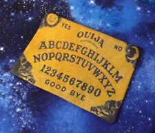 Ouija Makeup Bag Zipper Pouch Goth Gothic Spirit Board Halloween