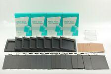 """N Mint in Box"" Fidelity Elite 4x5 Cut Film Holder Lot of 8 Large Format JAPAN"