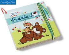 Nici 41522 Fädelbuch Classic Bear Bär Kindergarten Schule Neu