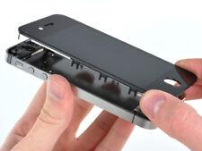 Vetro Display+Touch Screen+LCD COMPLETO Apple iPhone 4S schermo ricambio nero