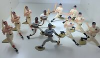 Lot of 11 Starting Lineup 1989 Baseball Greats Gehrig DiMaggio Mays Aaron Musial