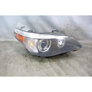 2005-2007 BMW E60 5-Series Right Xenon Adaptive Headlight Lamp Drivers White OEM