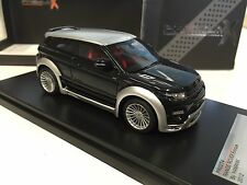 Range Rover Evoque Hamann 2012 1:43 IXO MODEL CAR LIMITED EDITION-PR0274