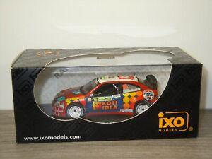 Citroen Xsara WRC Rally Greece 2006 - Ixo RAM227 - 1:43 in Box *53500