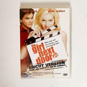 The Girl Next Door Movie DVD Region 4 AUS Free Postage - Comedy Elisha Cuthbert