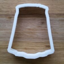 Kilt Cookie Cutter Biscuit Pastry Fondant Stencil Silhouette Skirt AN4