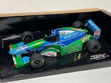 1/18 Minichamps Benetton Ford B194 from 1994  German GP Michael Schumacher