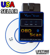 V1.5 Super Mini ELM327 OBD2 OBD-II Bluetooth CAN-BUS Auto Diagnostic Tool