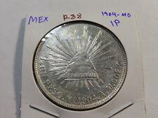 R88 Mexico 1904-Mo 1 Peso
