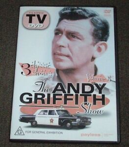 The Andy Griffith Show Volume 4 Classic TV 3 Shows (DVD)