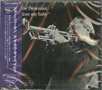 JOE NEWMAN-I LOVE MY BABY-JAPAN CD Ltd/Ed C65