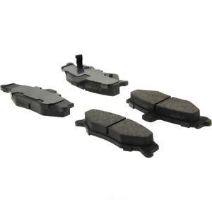 Disc Brake Pad Set-C-TEK Ceramic Brake Pads Rear Centric 103.07500
