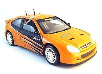 CITROEN  XSARA SPECIAL TUNING COLLECTION,ORANGE SOLIDO 1:18 DIECAST CAR MODEL