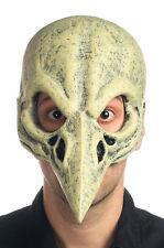 Brand New Bird Raven Crow Beak Skeleton Skull Mask