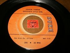 JUNIOR PARKER - GOODBYE LITTLE GIRL - WALKING THE FLOOR OVER   / LISTEN /  R&B