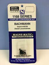 N Scale Micro Trains 1168 Bachmann Dash8-40CW Coupler Conversion Kit