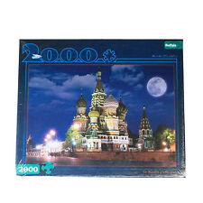 Buffalo Games St. Basil's Cathedral Jigsaw Puzzle 2000 Pieces NEW